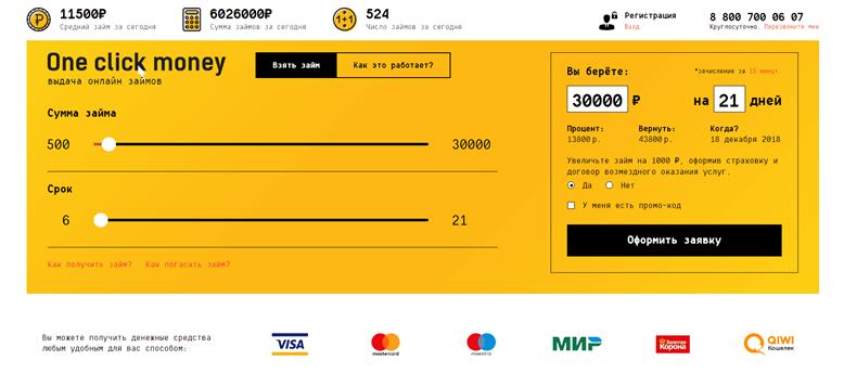 Оформляйте быстрый кредит не выходя из офиса – благоприятные условия от микрокредитных организаций на проекте SkoroDengi